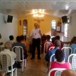 Padre Israel recebe Dom Celio na Fazendinha (7)
