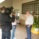 TV Camara Entrevista Padre Eligio (3)